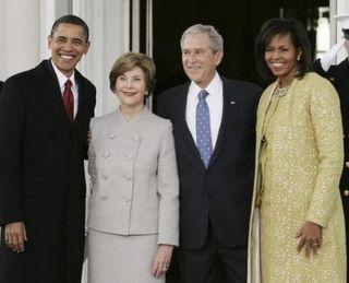 Obamas-inauguration-2