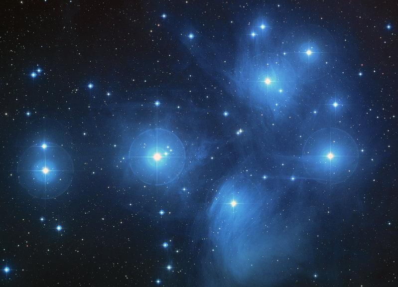 Hubble-m45