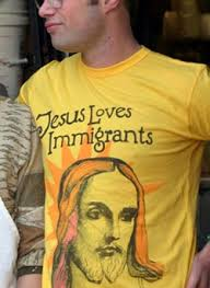 Jesus Immigration