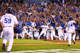 Kansas city royals wild card