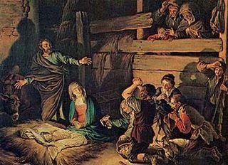 DaVinci Nativity